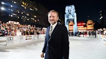 'Star Wars' director Rian Johnson says he's thankful for the 'Last Jedi' backlash