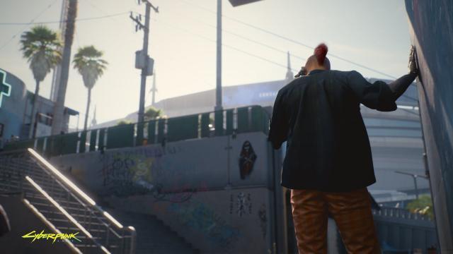 'Cyberpunk 2077' ditches its wall-running mechanic