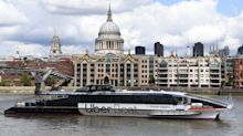 Man, 22, charged after Thames Clipper involved in police chase down river