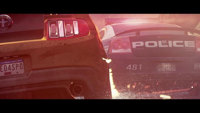 Need for Speed Most Wanted (Criterion) - Get Wanted Trailer