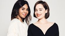 Emilia Clarke Talks to Regina Hall About the Power of 'Game of Thrones'