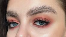 Feather brows are the latest bizarre Instagram beauty trend