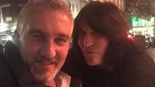 Bake Off's Paul Hollywood and Noel Fielding bond on boy's night out