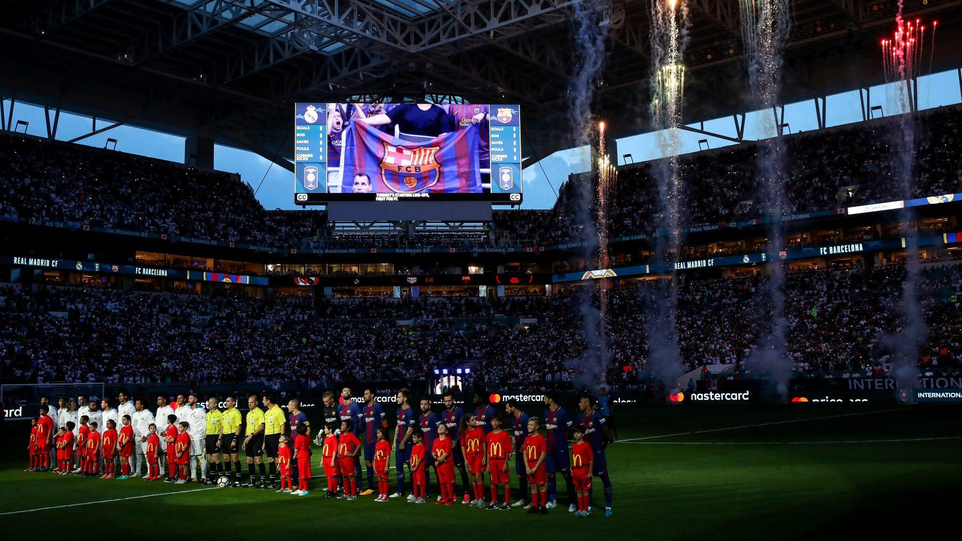 Court again prevents La Liga game from being played in U.S.