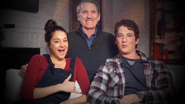 Shailene Woodley and Miles Teller Aren't Letting Fame Get to Them