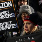 On Prime Day, Amazon workers and immigrant rights organizations are protesting