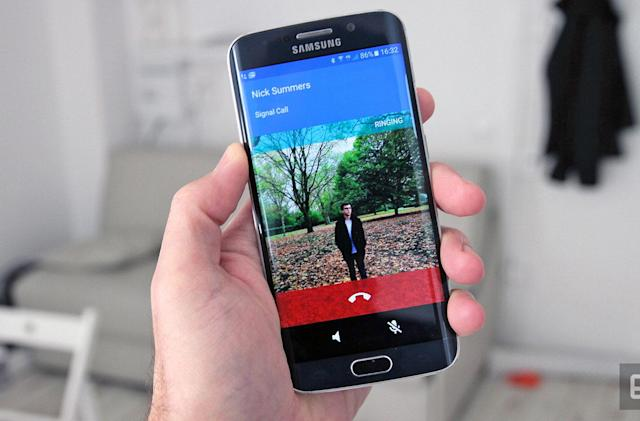 Signal's encrypted video calling is now available to all
