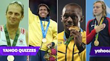Quiz! Can you match these famous Olympians to their event?