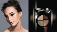最美的第一印象!GIORGIO ARMANI Beauty魅惑攝人眼妝