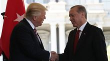 Trump's Capitulation to Erdogan Is Complete