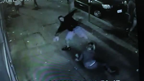San Francisco police hope robbery video will help catch suspect