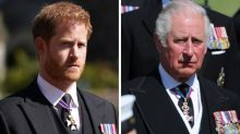 Prince Charles to 'walk' with Harry in Windsor before US return