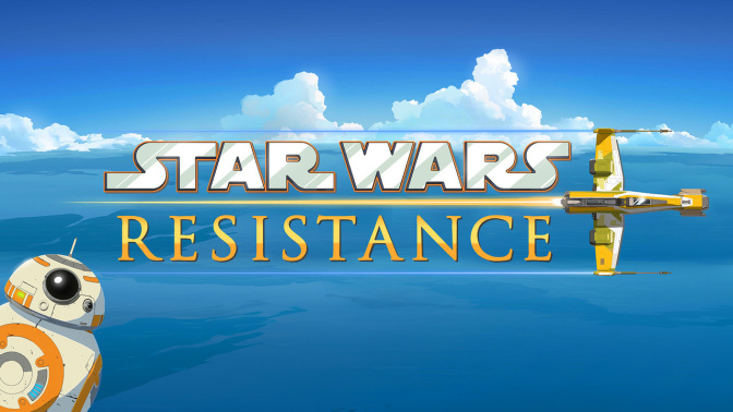 Disney announces new Star Wars series featuring Poe Dameron and Captain Phasma