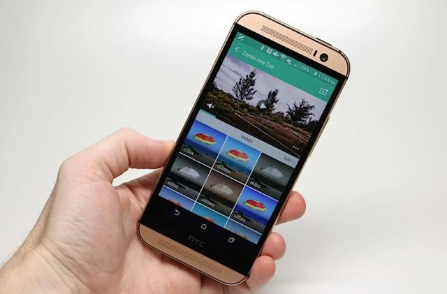 HTC's Zoe app is a social network that uses highlight reels