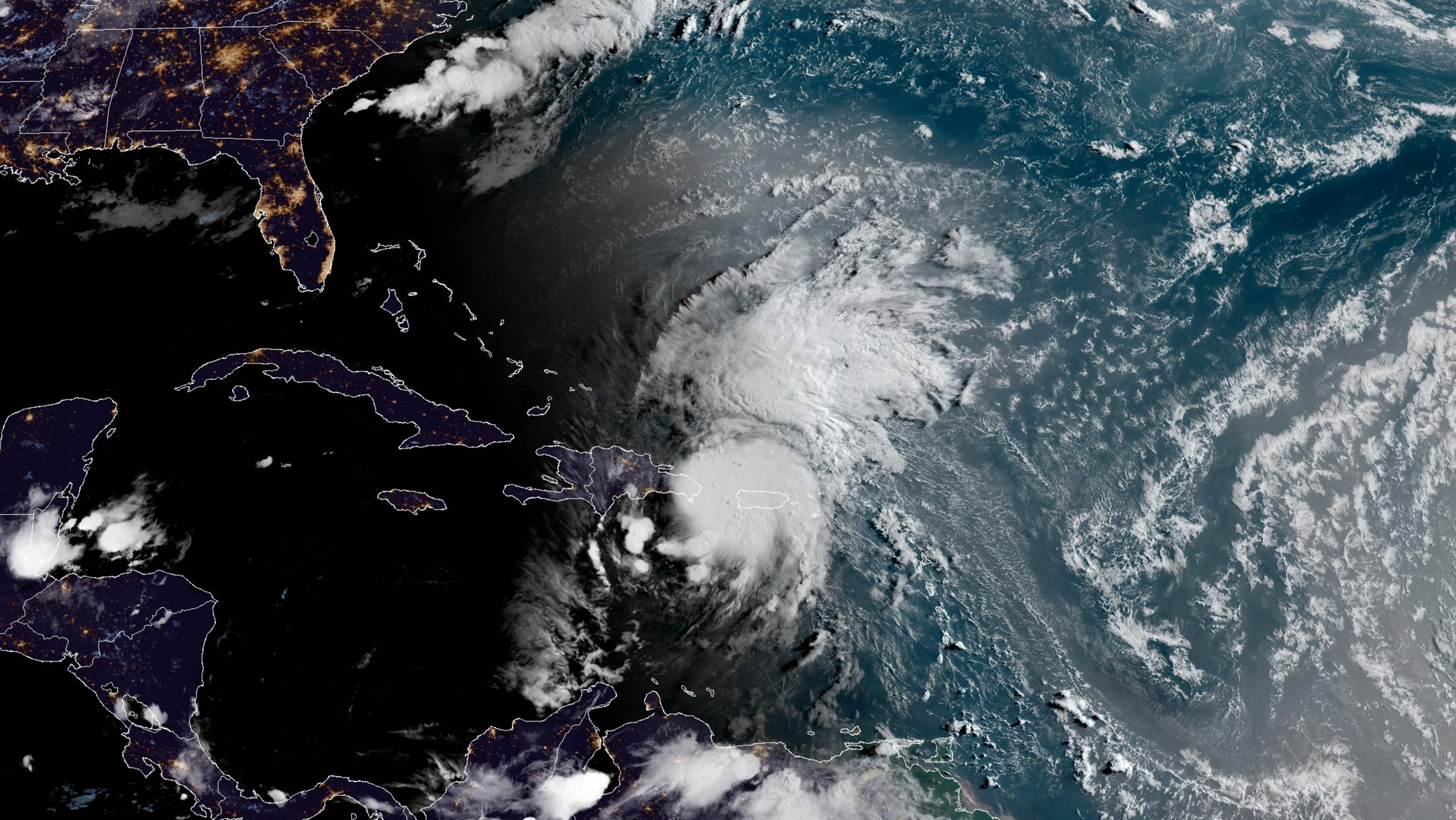 Hurricane Isaias slams Puerto Rico, could hit Florida on weekend