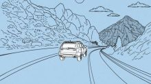 An ode to the road trip: 'Be spontaneous, impulsive. Turn left instead of right'