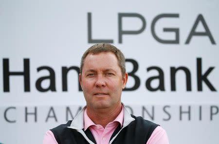 Golf - LPGA KEB Hana Bank Championship