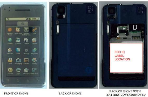 T-Mobile-flavored Motorola MB710 gets FCC approval