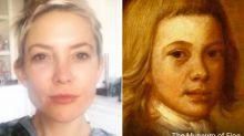 La nueva obsesión de los famosos: encontrar a sus dobles en obras de arte