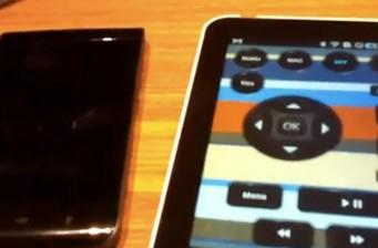 Sling founder concocts Crestron home automation app for Android, demos it on Galaxy Tab