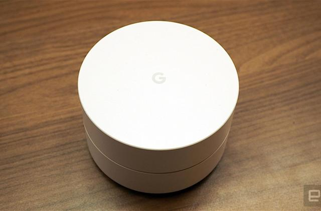 Google WiFi helps keep you off the internet at night