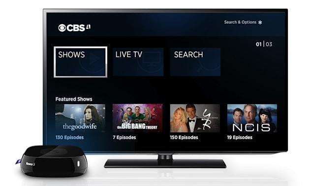 CBS All Access launches on Roku with live streaming and VOD