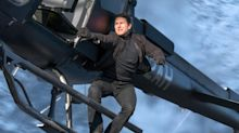 Tom Cruise leaps from plane at 25,000 feet for 'Mission: Impossible' stunt