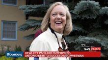 Meg Whitman to Step Down as HP Enterprise CEO