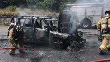 À 18 ans, il sauve une famille d'une voiture en feu