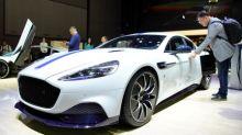 Aston Martin shares crash on European sales hit