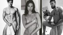 Naked challenge sees celebs bare all on Instagram