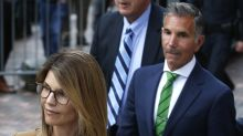 Lori Loughlin tearfully admits she made 'awful decision' as she's sentenced to 2 months in prison, husband gets 5 months in prison