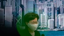US imposes sanctions on Hong Kong chief exec Carrie Lam