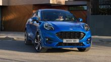 Ford Puma crossover unveiled