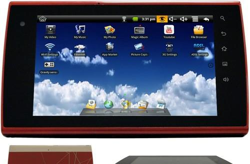 Pioneer Computers soon shipping 7-inch Tegra 2-powered DreamBook ePad N7 to dags down under
