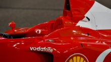 Una Ferrari de Schumacher y un Rolls chapado en oro de Zsa Zsa Gabor a subasta en París