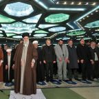 Supreme Leader Rallies Iranians Against the West, Praises Attacks on U.S.