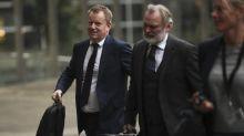 Brexit: Londres refusera que l'UE lui impose ses règles, prévient le négociateur britannique