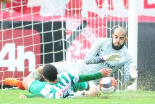 Danilo Fernandes fratura o pé e ficará fora por dois meses