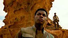 'Star Wars' star John Boyega says Disney used his race to market the movies then sidelined him