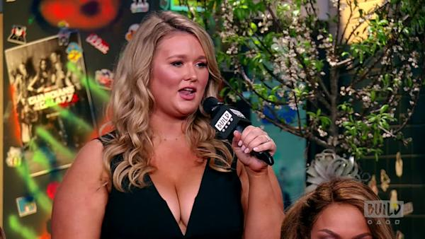 Hunter McGrady Sports Illustrated: Model hits back at shamers