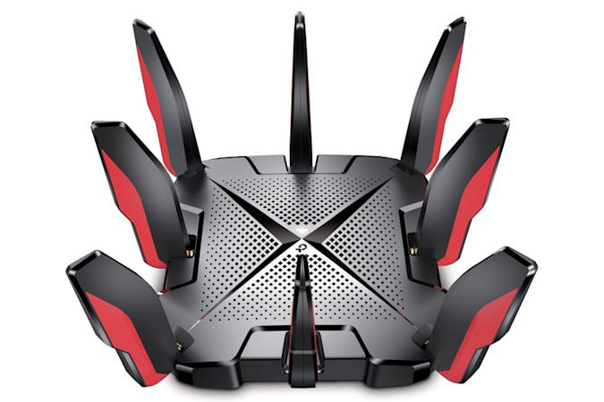 TP-Link Archer GX90 WiFi 6 gaming router