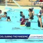 Norwood finds unique way to reopen pool amid COVID-19 pandemic