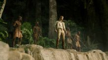 Thrilling First Trailer For The Legend Of Tarzan Swings In