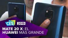 Huawei Mate 20 X: El celular Huawei más grande tiene batería de 5,000mAh