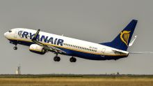 Ryanair, trade worries sink London markets