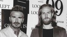 L'impressionnante transformation de ce Britannique devenu égérie pour David Beckham