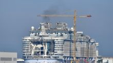 Italian firm to take majority stake in French shipyard STX