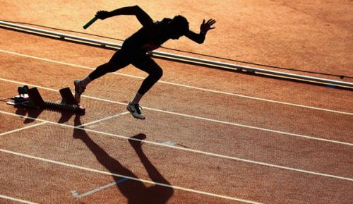 Leichtathletik: World Relays: 4x100-Staffel der Männer löst WM-Ticket