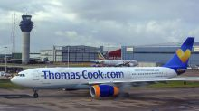 The Latest: German Thomas Cook subsidiary still flying